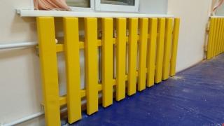 Пример защиты радиаторов от Спортстайл