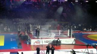 Ринг боксерский Kick BOX3