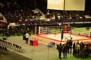 Ринг боксерский ThaiBOX2