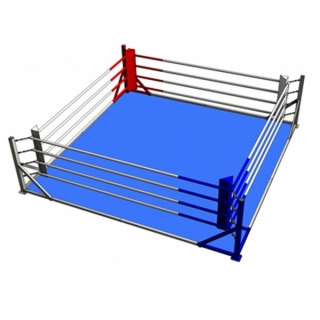 Ринг боксерский на раме РНР3
